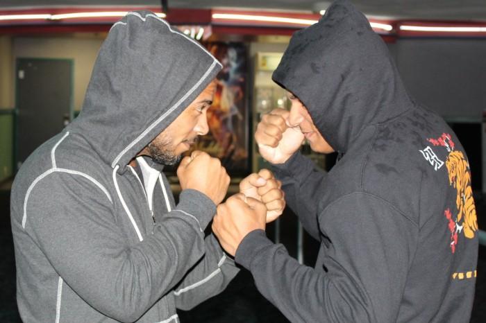 Staredowns In MMA